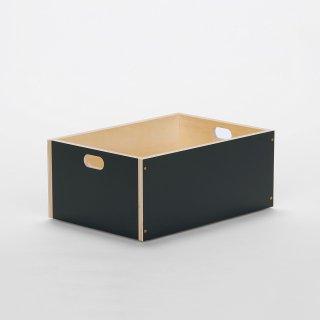 LINDEN BOX (Mサイズ / ネイビー)