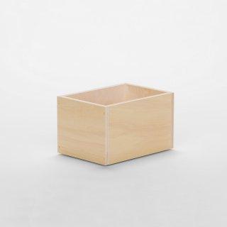 LINDEN BOX half (Mサイズ / ナチュラル)