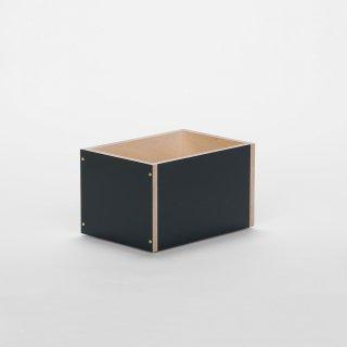 LINDEN BOX half (Mサイズ / ネイビー)