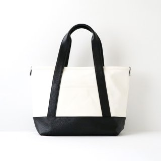 TOTE BAG (Sサイズ / ホワイト)<img class='new_mark_img2' src='//img.shop-pro.jp/img/new/icons5.gif' style='border:none;display:inline;margin:0px;padding:0px;width:auto;' />