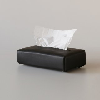 TISSUE COVER (black)