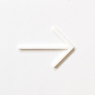 ARROW (white)<img class='new_mark_img2' src='https://img.shop-pro.jp/img/new/icons5.gif' style='border:none;display:inline;margin:0px;padding:0px;width:auto;' />