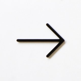 ARROW (black)<img class='new_mark_img2' src='https://img.shop-pro.jp/img/new/icons5.gif' style='border:none;display:inline;margin:0px;padding:0px;width:auto;' />