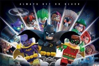 レゴ バットマン ポスター