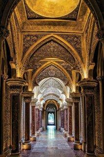 モンセラーテ宮殿(ポルトガル/シントラ) ポスター