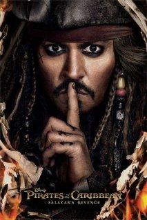 パイレーツ・オブ・カリビアン/最後の海賊 ポスター