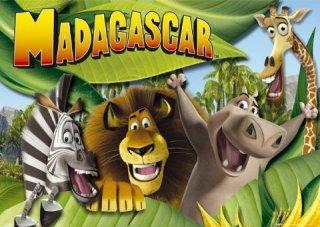 マダガスカル ポスター