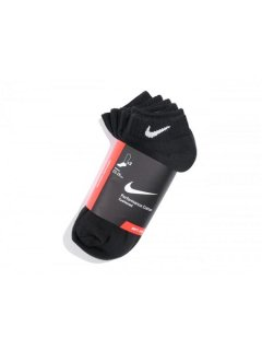 <img class='new_mark_img1' src='//img.shop-pro.jp/img/new/icons57.gif' style='border:none;display:inline;margin:0px;padding:0px;width:auto;' />【NIKE(ナイキ)】 COTTON CUSHION LOW CUT SOCKS (コットンクッションローカットソックス) Black
