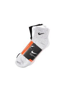 <img class='new_mark_img1' src='//img.shop-pro.jp/img/new/icons57.gif' style='border:none;display:inline;margin:0px;padding:0px;width:auto;' />【NIKE(ナイキ)】 COTTON CUSHION QUARTER CUT SOCKS (コットンクッションクォーターカットソックス) Multi