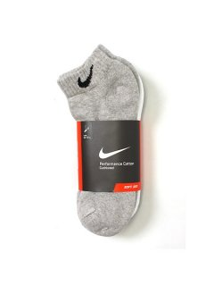 <img class='new_mark_img1' src='//img.shop-pro.jp/img/new/icons57.gif' style='border:none;display:inline;margin:0px;padding:0px;width:auto;' />【NIKE(ナイキ)】 COTTON CUSHION LOW CUT SOCKS (コットンクッションローカットソックス) Multi