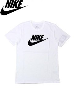 <img class='new_mark_img1' src='//img.shop-pro.jp/img/new/icons20.gif' style='border:none;display:inline;margin:0px;padding:0px;width:auto;' />※20%OFF【NIKE(ナイキ)】 FUTURA ICON TEE (フューチュラ アイコン Tシャツ) White/Black