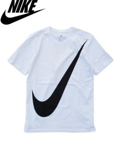 <img class='new_mark_img1' src='//img.shop-pro.jp/img/new/icons7.gif' style='border:none;display:inline;margin:0px;padding:0px;width:auto;' />【NIKE(ナイキ)】 AS M NSW TEE HYBRID 1 (ハイブリッドTシャツ) White/Black