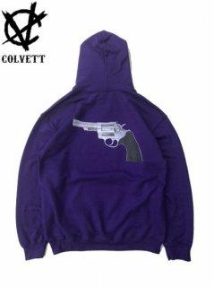 【COLVETT(コルベット)】 STRUM RUGER HOODIE (パーカー) Purple