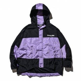 【DLSM(ディーエルエスエム)】DUALISM COLOR MOUNTAIN PARKA(マウンテンパーカー) Purple