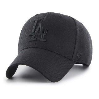 <img class='new_mark_img1' src='https://img.shop-pro.jp/img/new/icons7.gif' style='border:none;display:inline;margin:0px;padding:0px;width:auto;' />【47BRAND(フォーティーセブン ブランド)】Dodgers '47 MVP(スナップバックキャップ) Black×Black