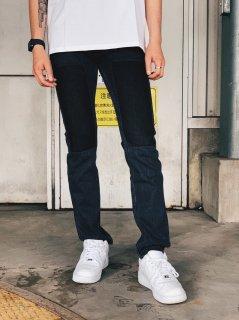 <img class='new_mark_img1' src='https://img.shop-pro.jp/img/new/icons7.gif' style='border:none;display:inline;margin:0px;padding:0px;width:auto;' />【Calvin Klein Jeans(カルバン クライン ジーンズ)】PREMIUM ITALIAN SLIM  JEANS (デニムパンツ) Black