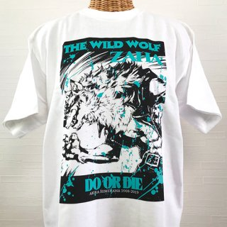 <img class='new_mark_img1' src='//img.shop-pro.jp/img/new/icons11.gif' style='border:none;display:inline;margin:0px;padding:0px;width:auto;' />THE WILD LEG Tシャツ(ZAHA-3) ホワイト
