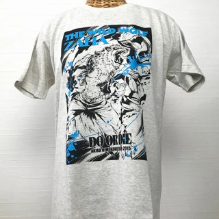 <img class='new_mark_img1' src='//img.shop-pro.jp/img/new/icons11.gif' style='border:none;display:inline;margin:0px;padding:0px;width:auto;' />THE WILD LEG Tシャツ(ZAHA-2) オートミールグレー