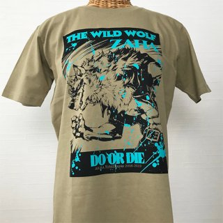 <img class='new_mark_img1' src='//img.shop-pro.jp/img/new/icons11.gif' style='border:none;display:inline;margin:0px;padding:0px;width:auto;' />THE WILD LEG Tシャツ(ZAHA-3) サンドカーキ