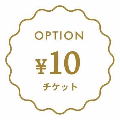 オプションチケット10