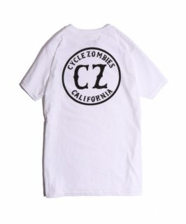 CycleZombies / サイクルゾンビーズ CALIFORNIA 2 S/S T-SHIRT