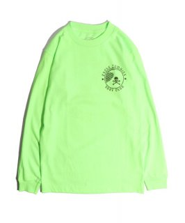 CycleZombies / サイクルゾンビーズ TOXIC L/S T-SHIRT
