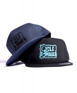 CycleZombies / サイクルゾンビーズ CUFFED Snapback Hat