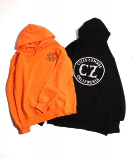 CycleZombies / サイクルゾンビーズ CALIFORNIA2 HOODED SWEATSHIRT