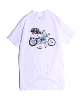 CycleZombies / サイクルゾンビーズ BLU S/S T-SHIRT