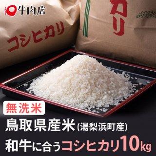 【あかまる】[無洗米]鳥取県産米(湯梨浜町産) 和牛に合うコシヒカリ10�