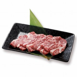 鳥取和牛 上カルビ 焼き肉用 100g