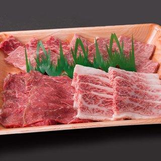鳥取和牛A5ランク 焼肉用盛り合わせ 300g (カルビ 赤身)