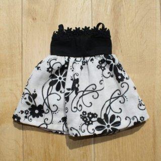 ストラップドレス(ブラック)