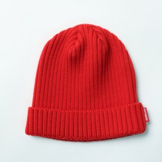 WACKO MARIA(ワコマリア) /WOOL KNIT WATCH CAP【RED】