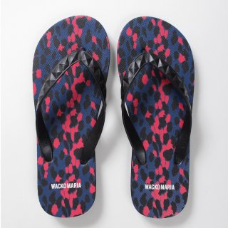 WACKO MARIA(ワコマリア) /HAYN / BEACH SANDALS【BLUE】