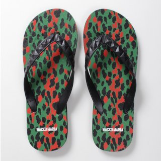 WACKO MARIA(ワコマリア) /HAYN / BEACH SANDALS【GREEN】