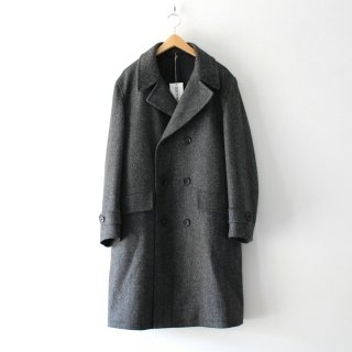 WACKO MARIA(ワコマリア) /DOUBLE BREASTED COAT ( TYPE-1 )【GRAY】