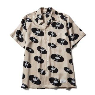 <img class='new_mark_img1' src='https://img.shop-pro.jp/img/new/icons50.gif' style='border:none;display:inline;margin:0px;padding:0px;width:auto;' />MINEDENIM(マインデニム) / WACKO MARIA × MINEDENIM Hawaiian Shirt【BEIGE】