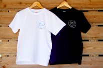 BEACH HOUSE original T-shirt (White&Navy)