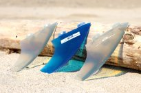 MAKE FIN Glass Try Fin