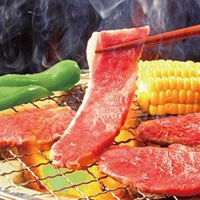宮崎県産がいっぱい焼肉セット<br>(450g)  [冷凍]