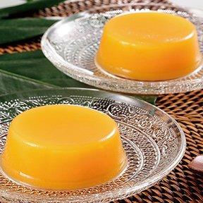 宮崎産のマンゴーを使った本格ゼリー