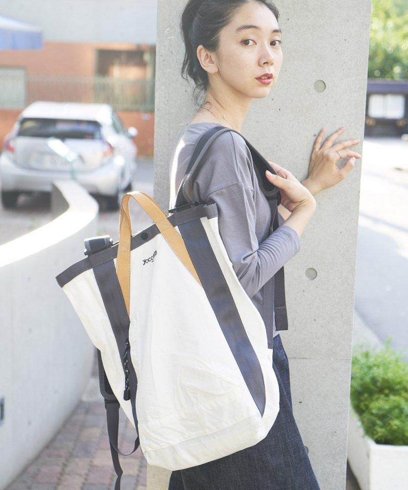【yoccatta TOKYO】エアバッグ2wayバックパック