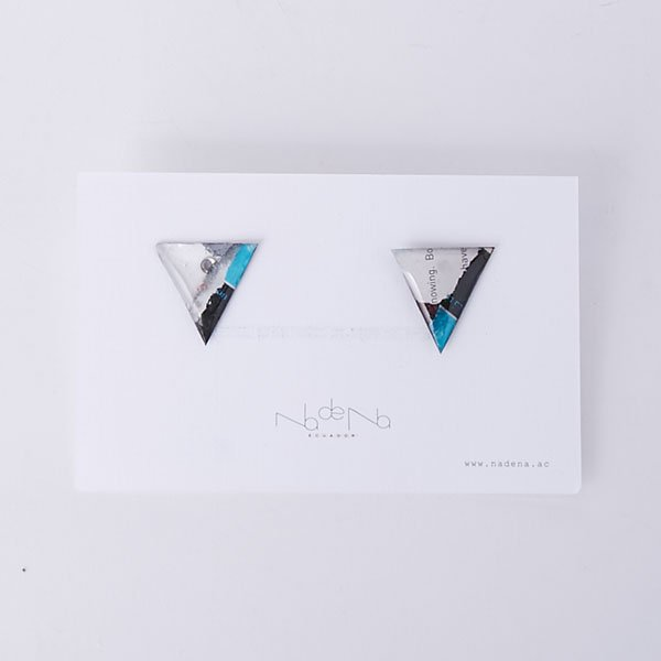 【10%OFF】TRIANGLE� NadeNa ECUADOR
