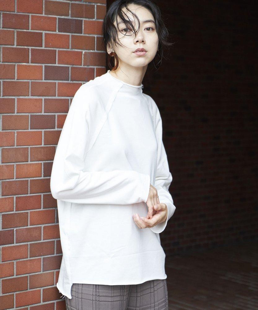 【REBIRTH PROJECT】OKIRAKU別注 ボトルネックプルオーバー