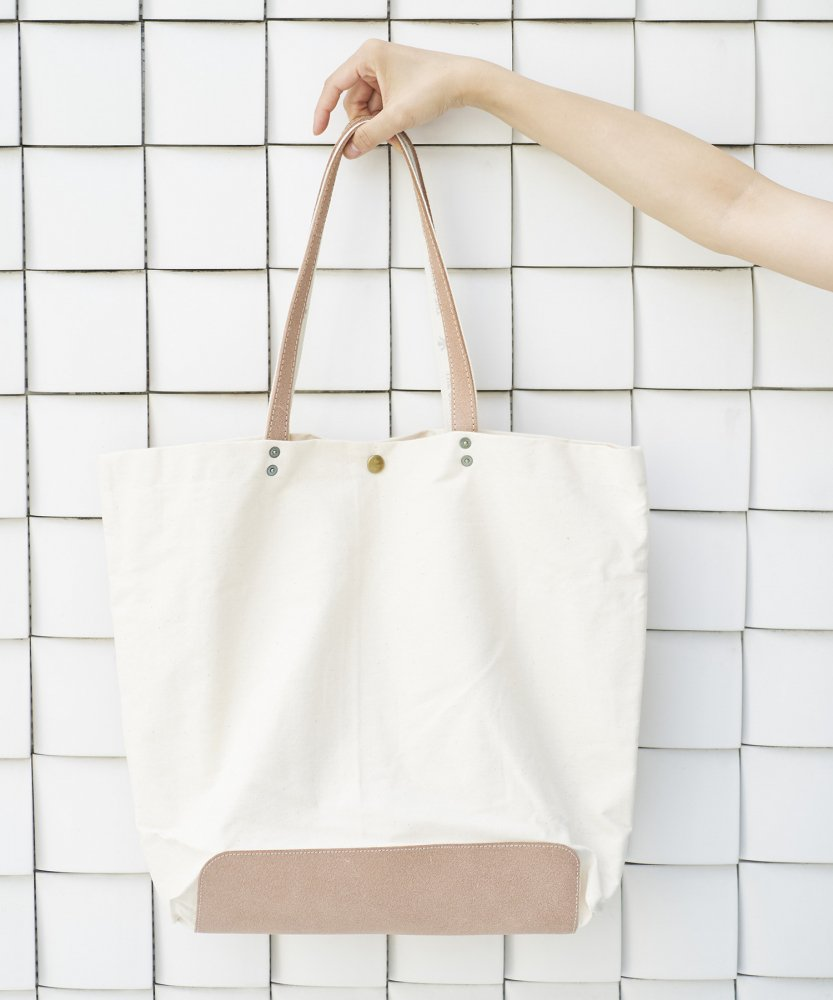 【THE CANVET】UNIVERSAL TOTE BAG