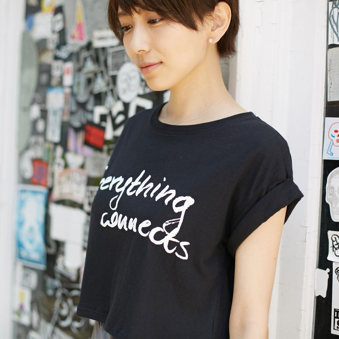 【COSSAC】EVERYTHING CONNECTS / Tシャツ