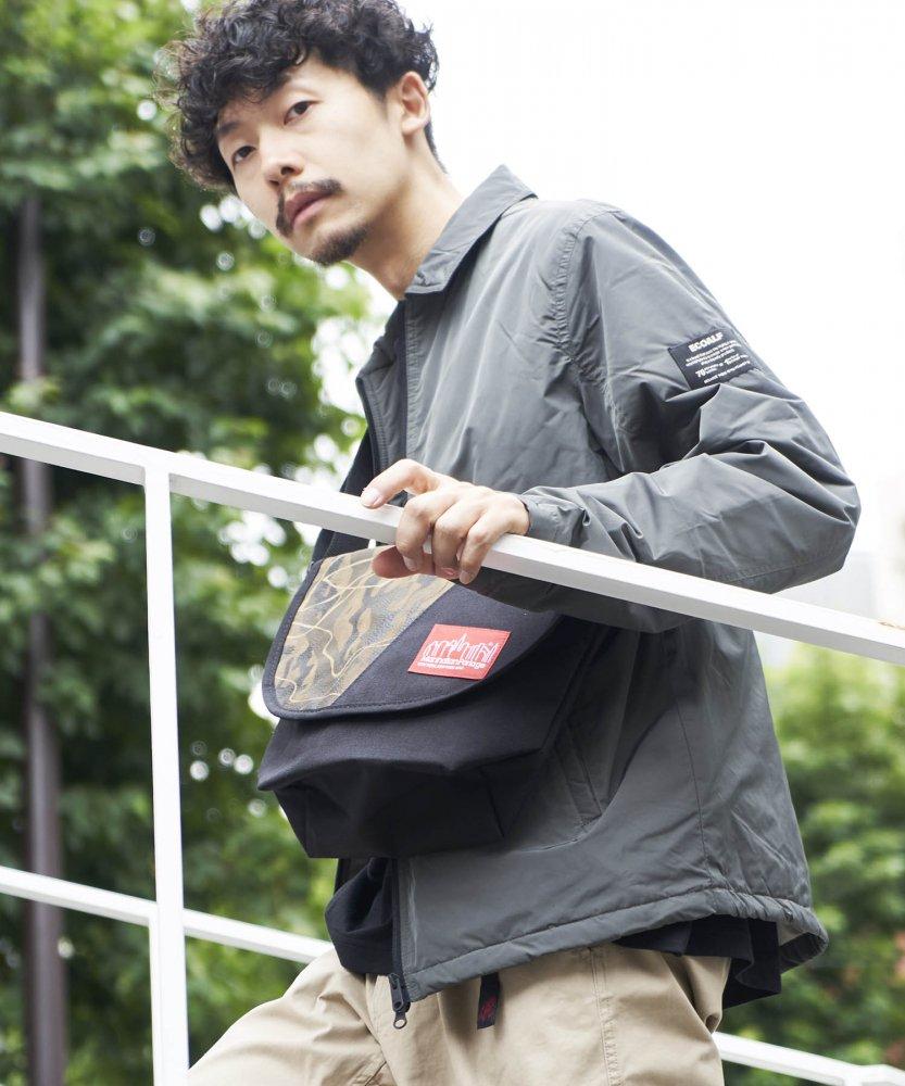 【ECOALF】 MENS LUCAS シャツブルゾン KHK