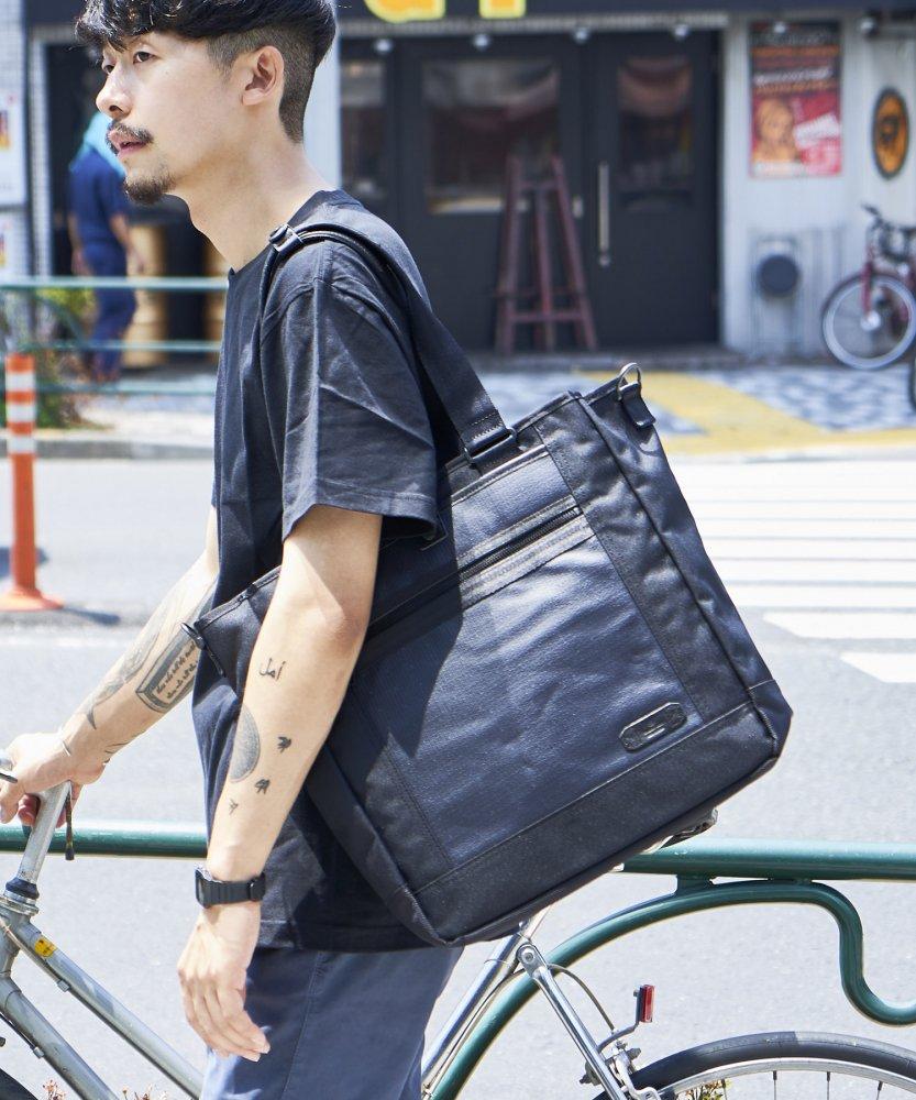 【REBIRTH PROJECT】ANA×REBIRTH PROJECT×master-piece トート・ショルダー2wayバッグ