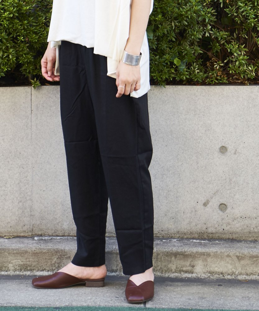【COSSAC】trousers BLK